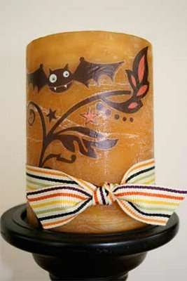 Cosmo Cricket Candle