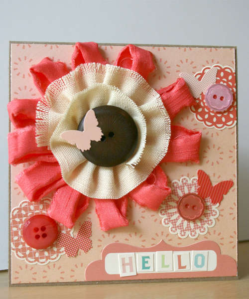 Clementine Card, Cosmo Cricket