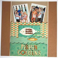 Fishin' Cousins