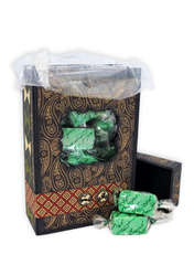 Father's Day Gift Idea: Altered Box w/ Mint Candies inside