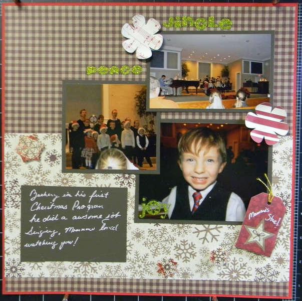 Christmas program pg. 1
