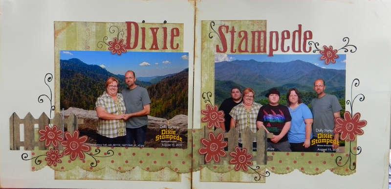Dixie Stampede