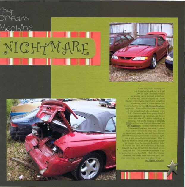 My Dream Machine . . . Nightmare!!