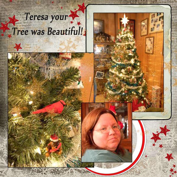 Teresa's Tree