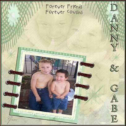 All about me danny & Gabe
