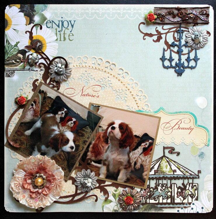 Beautiful - My Creative Scrapbook