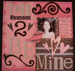Rusty Pickle:ten reasons 2 be mine