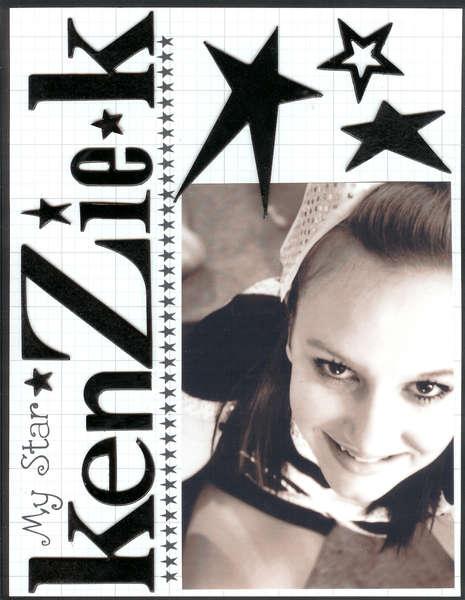 Rusty Pickle: My Star Kenzie K