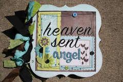 mini album: Heaven sent angel