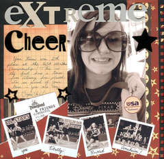 Rusty Pickle: Extreme cheer