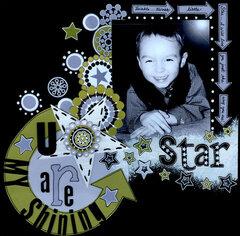 U are my Shining Star