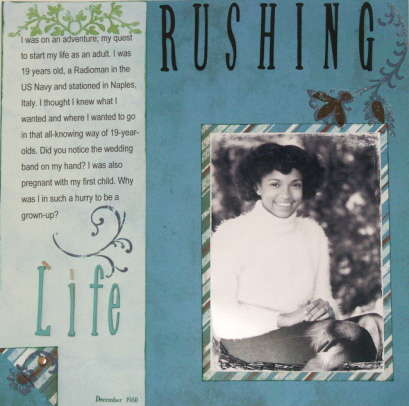 Rushing Life