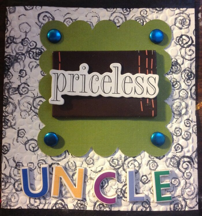 Priceless uncle