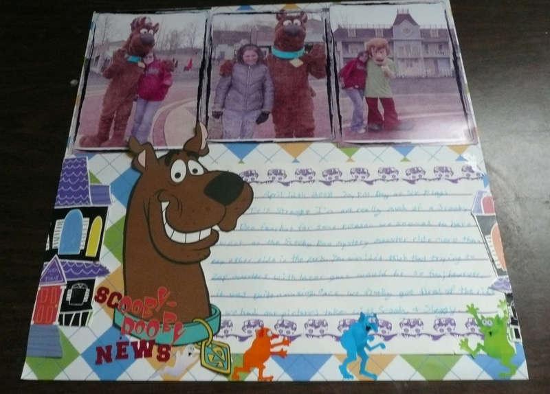 Scooby Dooby News