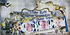 *Bo Bunny Cambridge* {little girls....