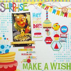 Make a wish *BOBUNNY Surprise*