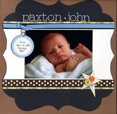 Paxton John