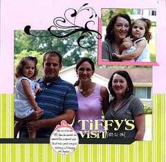Tiffy's Visit