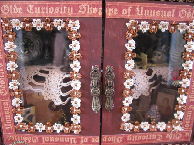 Olde Curiosity Shoppe (my 1st creation of 2013)