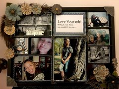 Altered Tray For Desiree