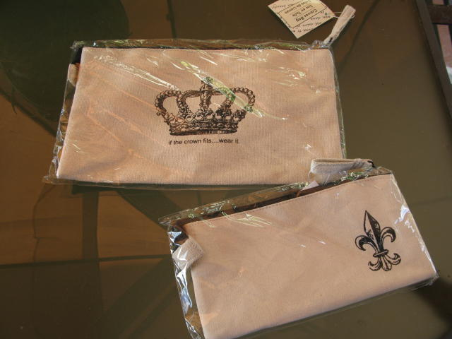 Canvas Pouch (Before altering)