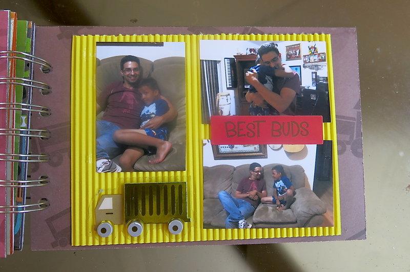 Father & Son Mini Album