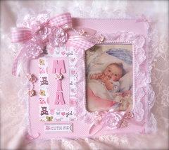 Little Girl Frame