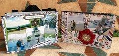 Camera Travel Mini Album