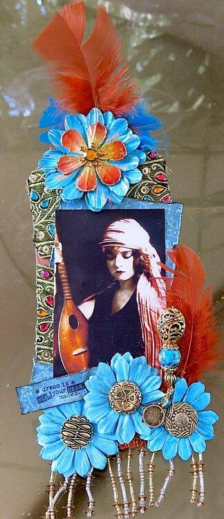 Gypsy Stickpin Tag Swap