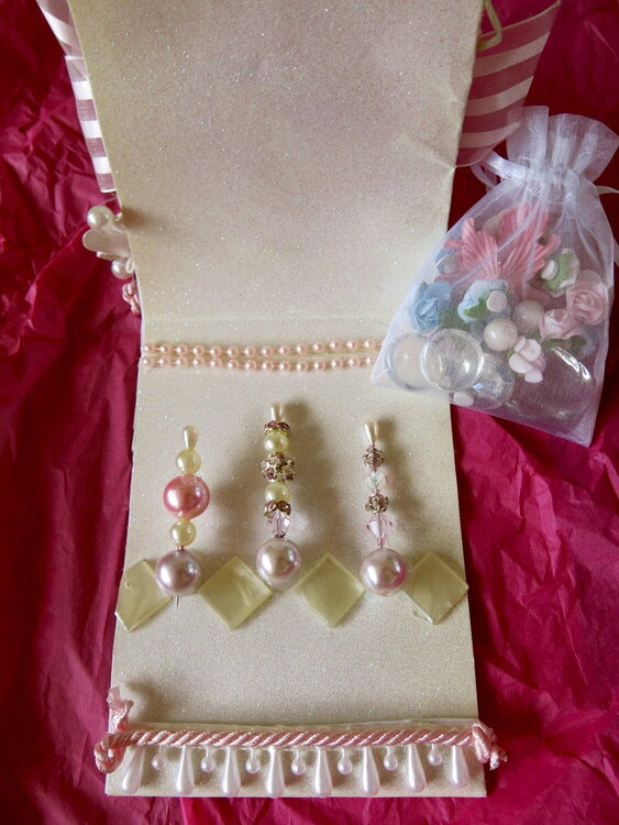 Jewelry Stickpin Swap