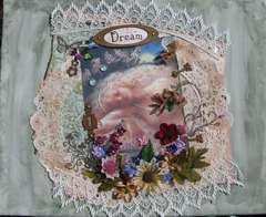 Dream (Altered Canvas)
