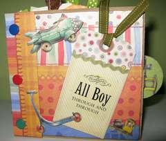 All Boy Paper Bag Album