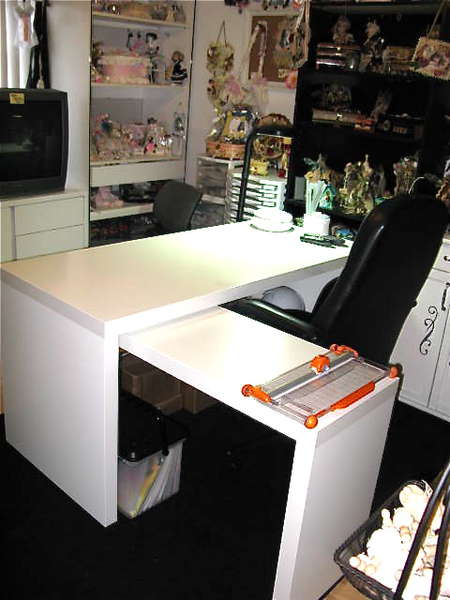 My New Desk From Ikea