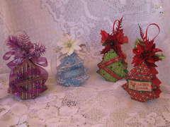 Nutcracker Sweet Ornaments for Swap