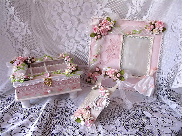 Shabby Chic Set for A friend