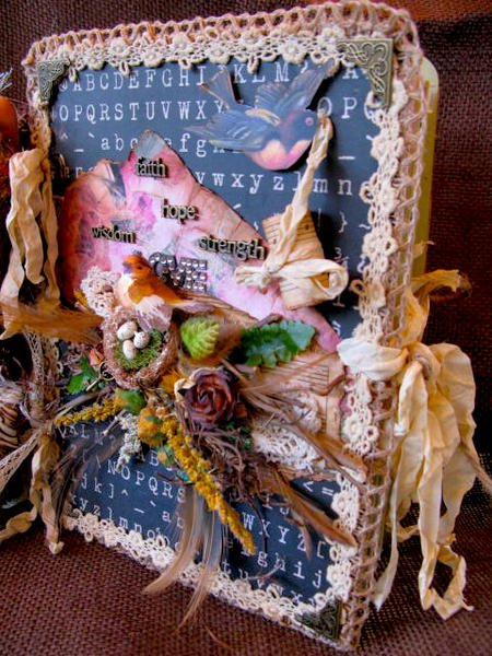 Prima Altered Art Journal
