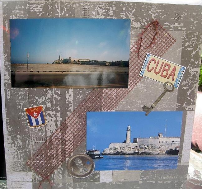 Cuba-El Morro 1998
