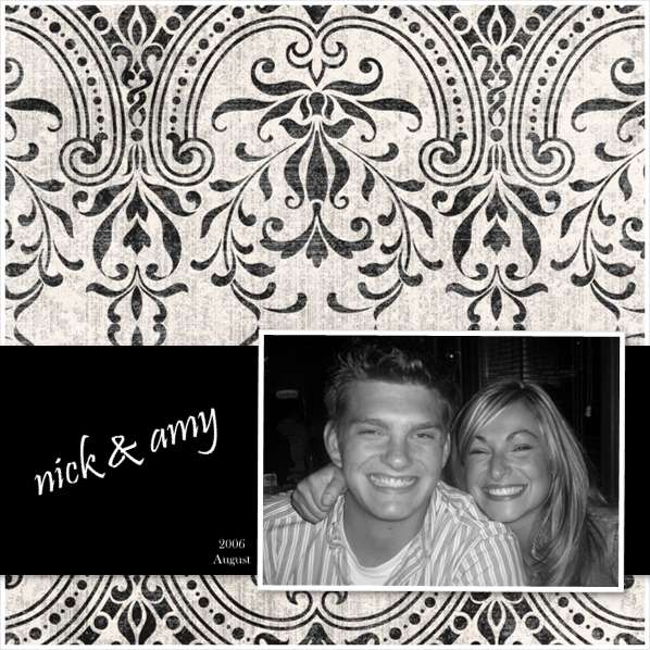 nick & amy