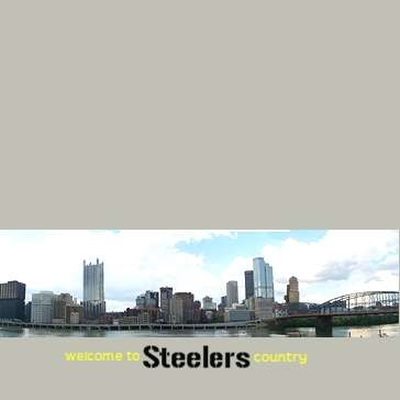 Steelers country