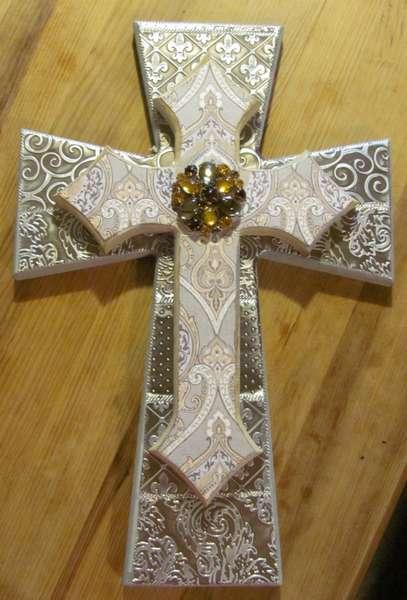 Altered cross