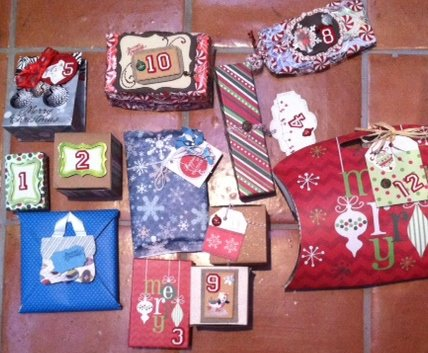 12 days of swapping
