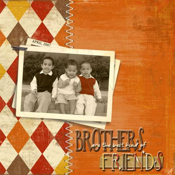 Brothers/Friends
