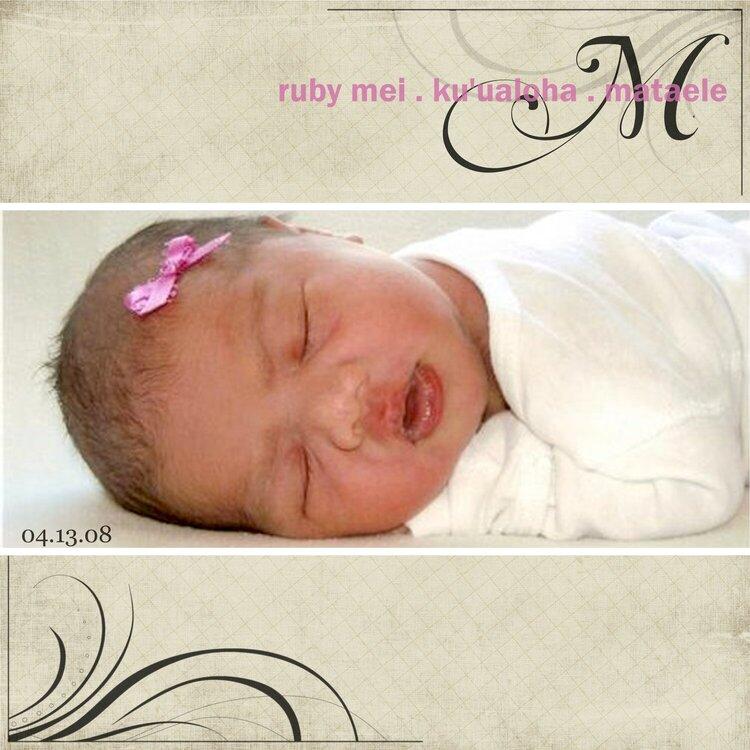 Ruby Mei