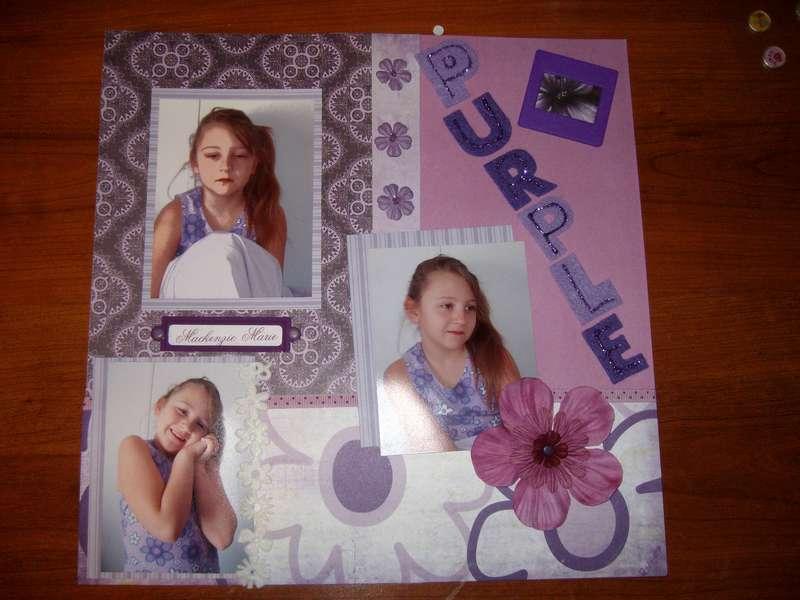 Posing Purple page 2