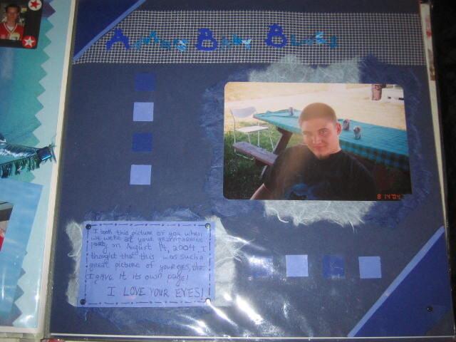 Adam's Baby Blus