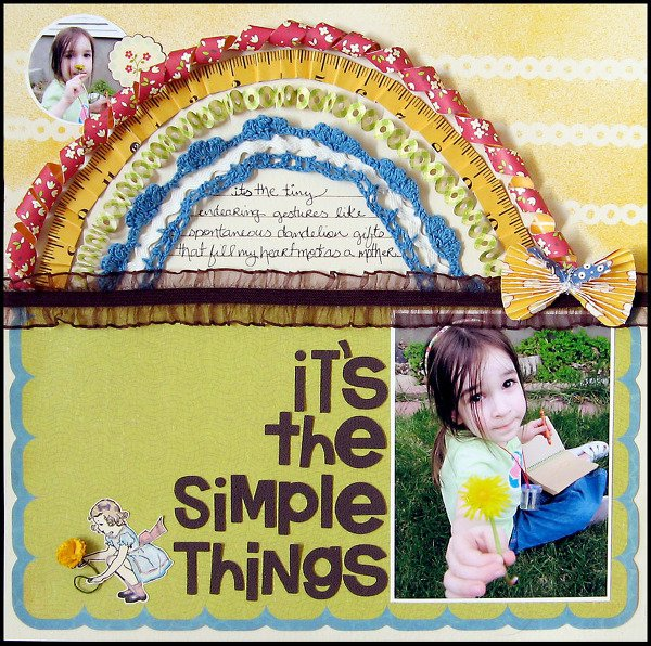 Simple Things (Midnight Rooster May 2010)