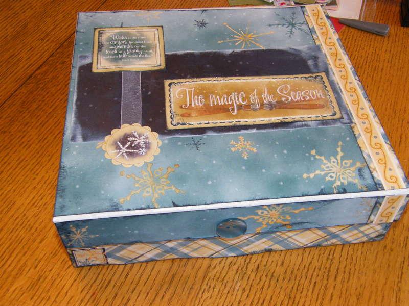 Memory Keeper Box