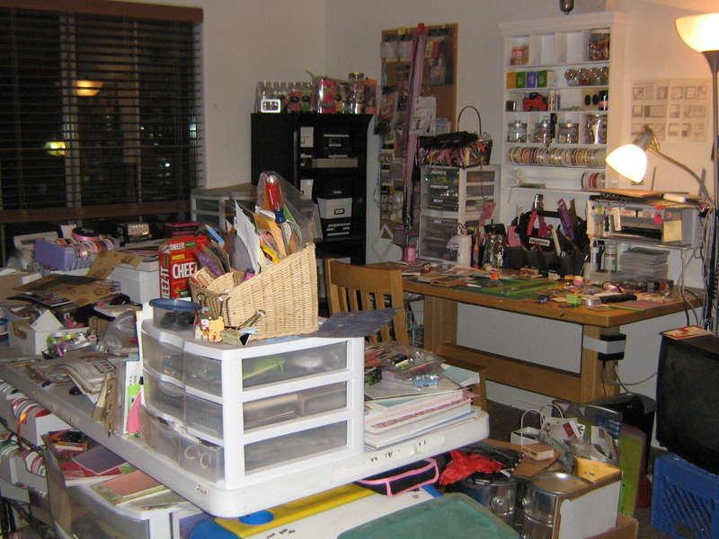 Getting organized Slooooowly