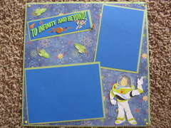 Disney Buzz Lightyear Page