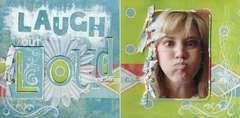 Laugh out Loud (Flip book 2-page layout)